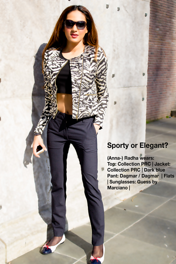 OOTD Sporty or Elegant?
